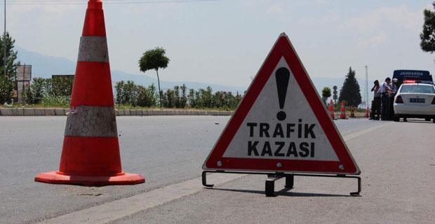 Eskişehir'de trafik kazası, 8 yaralı