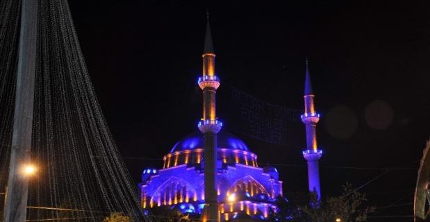 Eskişehir'de tüm camilerde sala okundu