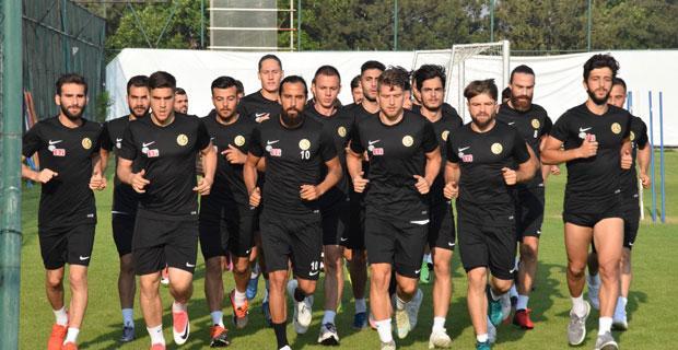 Eskişehirspor'da flaş gelişmeler