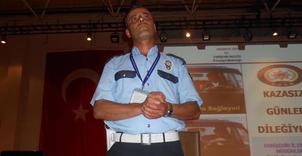 Fahri Trafik müfettişleri eğitim toplantısı yapıldı