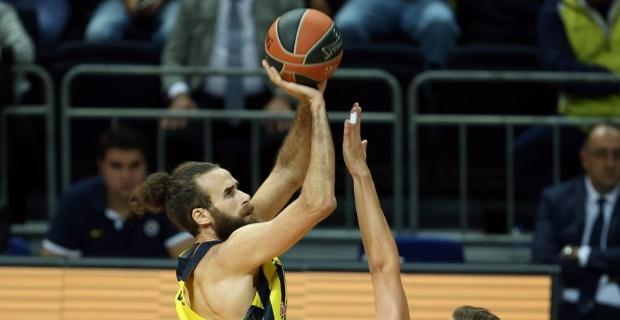 """Fenerbahçe, Datome ile """"yola devam"""" dedi"""