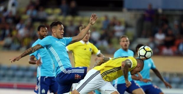 Fenerbahçe Olympique Marseille'ya 1-0 mağlup oldu