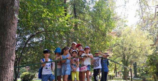 'Keşifler Dünyası' ve 'Ekolojik Sanat Okulu' programları sona erdi