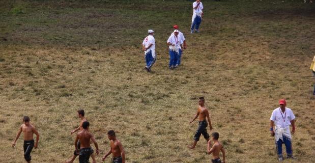 Kırkpınar'da final güreşleri başladı