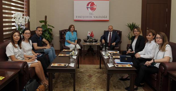 Kültür ve Turizm Bakanlığı araştırma heyeti Eskişehir'de