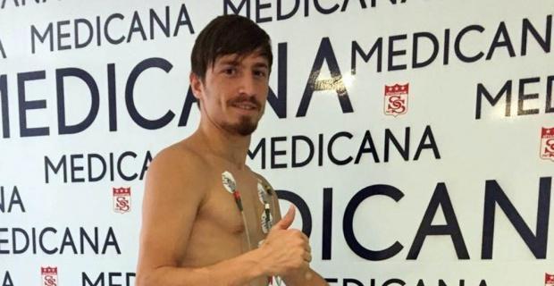 Mert Hakan Yandaş Sivasspor'da