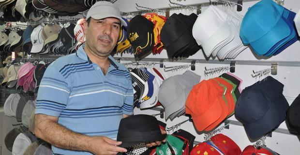 Şapka satışları arttı