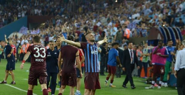 61. golünü Fenerbahçe'ye attı
