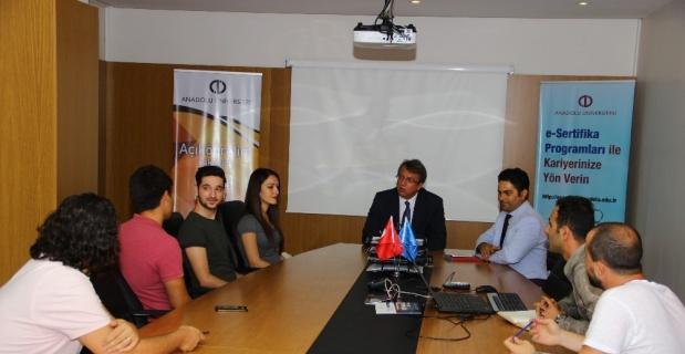 Açıköğretim Fakültesi öğrencilerine Avrupa fırsatı