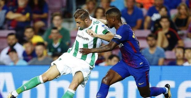 Barcelona galibiyetle başladı