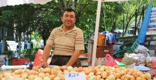 Bayram öncesi soğan ve sarımsak satışları arttı
