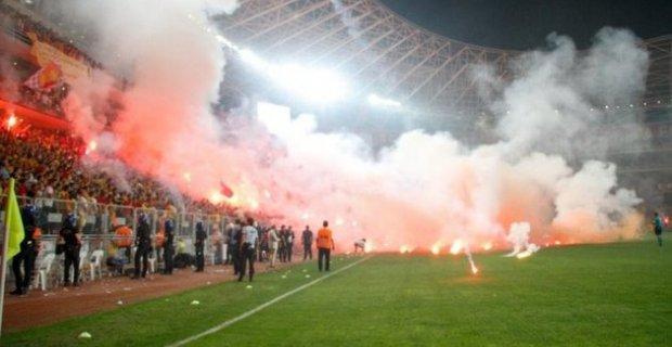 Eskişehirspor taraftarında yeni gözaltılar