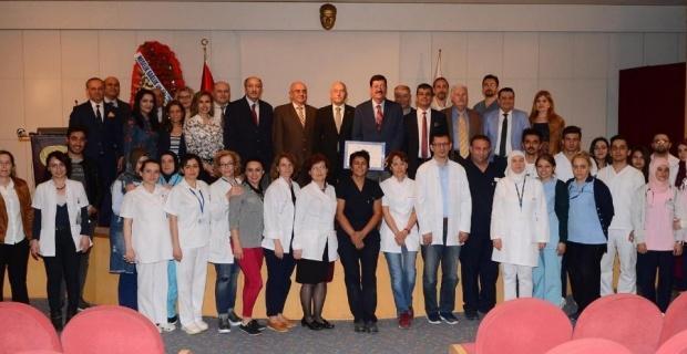ESOGÜ Tıp Fakültesi Kulak Burun Boğaz Anabilim Dalının başarılı çalışmaları
