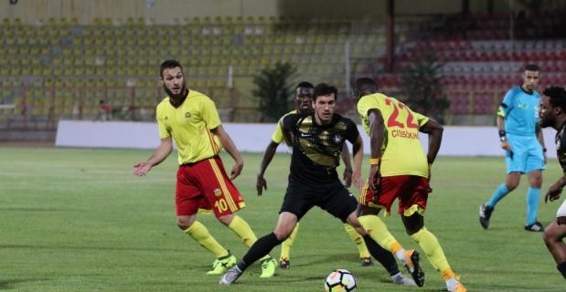 Evkur Malatyaspor evinde kazandı