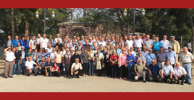 50. yıl kutlamalarını Eskişehir'de yaptı