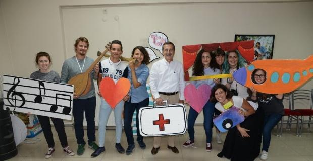 Avrupa Gönüllü Hizmeti Projesi hayata geçti