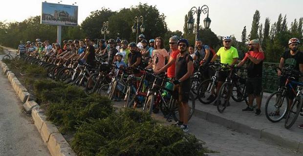 Bisikletli ölümlere karşı büyük tepki