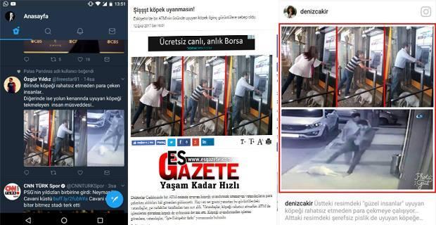 Esgazete muhabiri Koçal'ın haberi Türkiye gündeminde