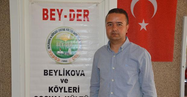 Eskişehir'de güçlü bir Beylikova lobisi oluşturacağız