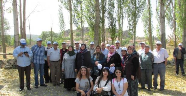 Koca Çınar Yaşam Merkezi Yazılıkaya'da