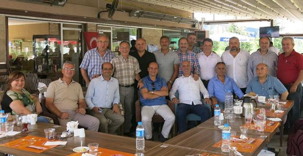 Maden Mühendisleri 30. yılını kutladı
