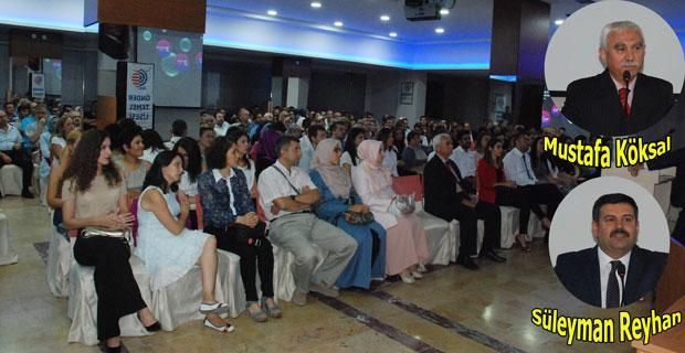 My Kolej Önder'den bilgilendirme toplantısı