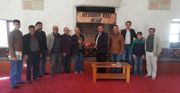 Eğitim Bir Sen'den Muharrem ayı ziyaretleri
