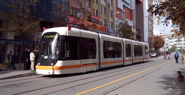 Eskişehir'e 4 yeni tramvay hattı geliyor!