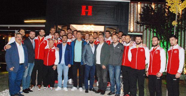 Selkaspor A Milli Hentbol Takımını ağırlıyor