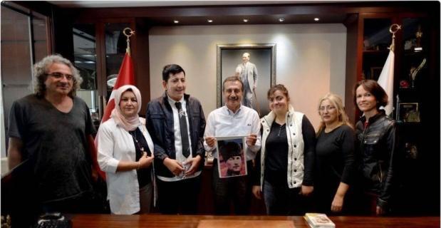 Sessiz Meleklere Sesi Derneği, Başkanı Ataç'a sorun ve isteklerini iletti