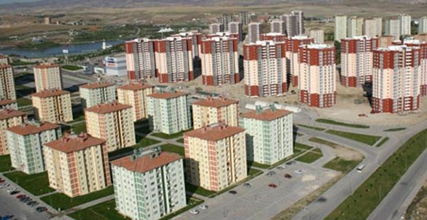 TOKİ'den Eskişehir'deki dar gelirliye 252 konut