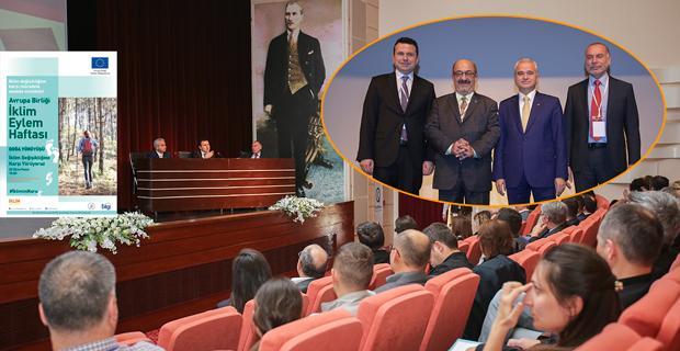Türkiye'nin önde gelen şirketlerinin yöneticileri Eskişehir Kalite Şöleni'nde buluştu