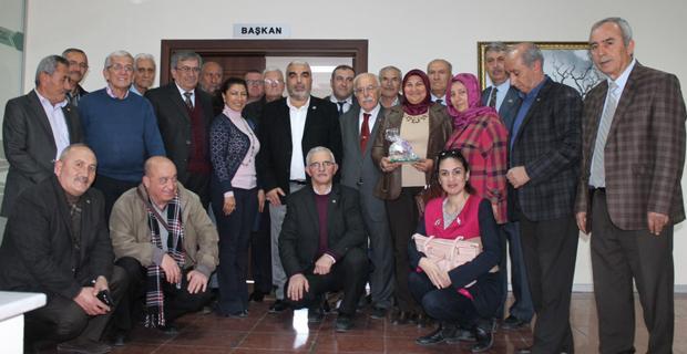 Emirdağ'a kültür ve sosyal ziyareti