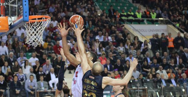Eskişehir Basket dağıldı