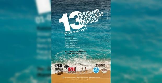 Eskişehir Fotoğraf Haftasının 13'üncüsü başlıyor