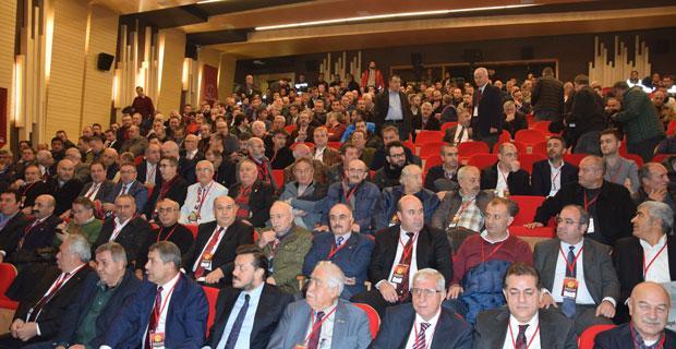 Eskişehirspor olağanüstü kongrenin tüm gelişmeleri bu haberde