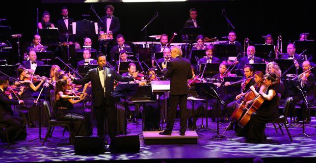 Limak Filarmoni Orkestrası, Zeki Müren şarkıları ile Eskişehir'e geliyor