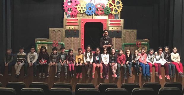 Şehir Tiyatroları'ndan çocuklara özel drama kursu