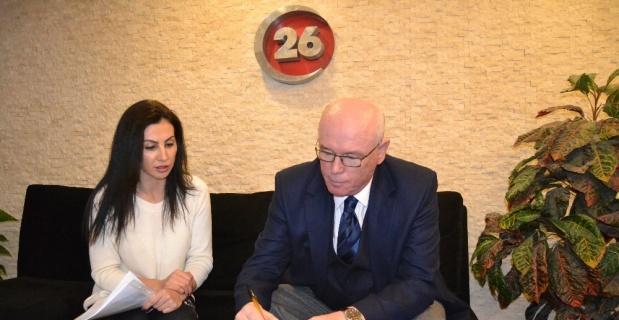 Başkan Kurt'tan ESÇEP'in kampanyasına destek