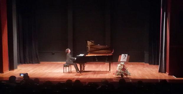 """Devlet Konservatuvarından """"Piyano Sınıfı Konseri"""""""