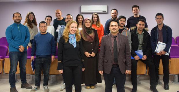 Eğitim Bilimleri Enstitüsü çalıştayları devam ediyor