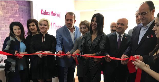 Emsal Doğan Güzellik Merkezi açıldı