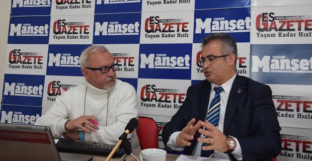 Fethi Özkara canlı yayında soruları yanıtlıyor