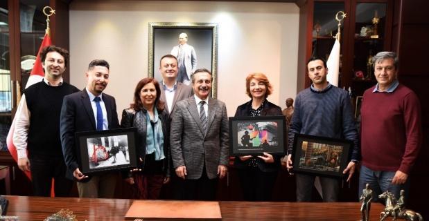 Fotoğraf yarışmasında ödüller takdim edildi