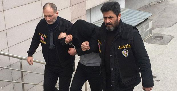 Genç kasabın katil zanlısı tutuklandı