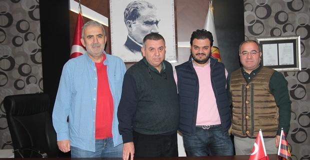 Göcenler Yatay Sondaj'dan Eskişehirspor'a destek