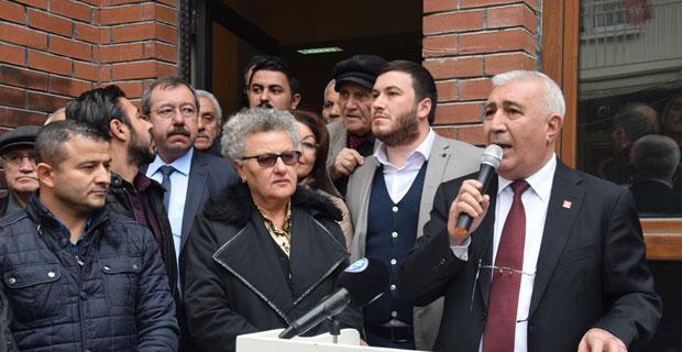 İlker Özokçu CHP İl Başkanlığına adaylığını açıkladı