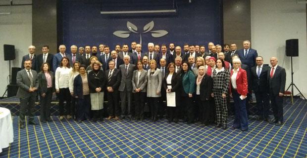 İYİ Parti Eskişehir kadrosu açıklandı