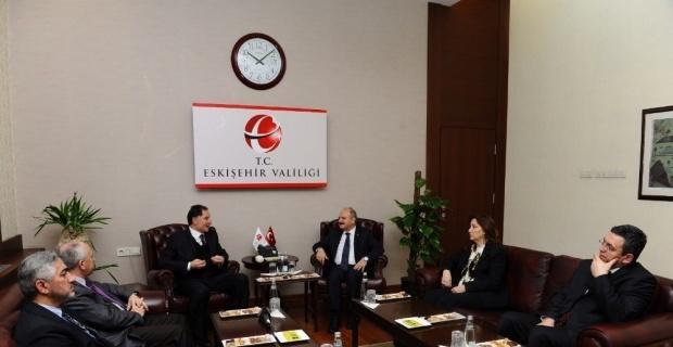 Kamu Başdenetçisi Malkoç, Eskişehir'in sorunlarını tespit edecek