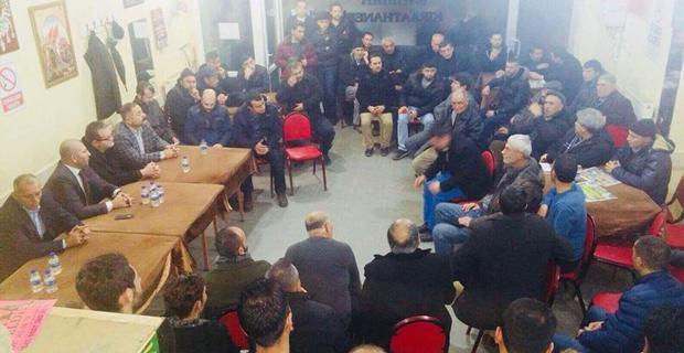 MHP Eskişehir teşkilatı çalışmalarını yoğunlaştırdı